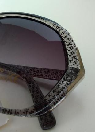 Очки солнцезащитные окуляри сонцезахисні защита от ультрафиолета uv4005 фото