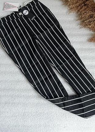 ✨натуральні джинси, брюки бавовняні  скіні , висока посадка , скинни , брюки skinny  ✨
