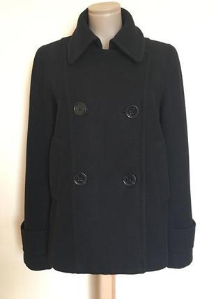 Доступно - полу-пальто *h&m* 44 р. - 60% шерсть
