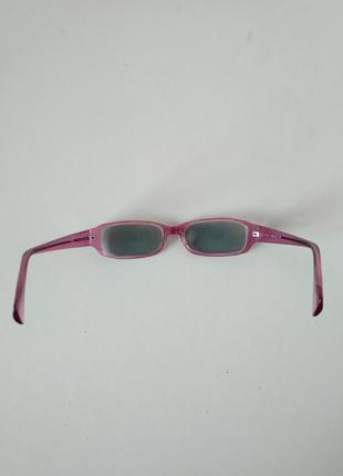 Очки офтальмологические окуляри для дали при близорукости -3 с затемнением6 фото