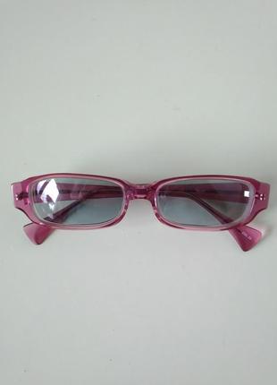 Очки офтальмологические окуляри для дали при близорукости -3 с затемнением