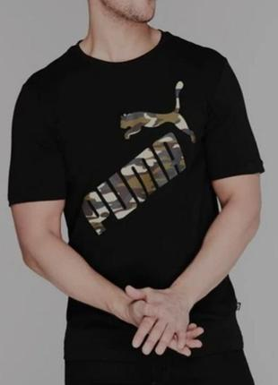 Новая оригинальная футболка puma