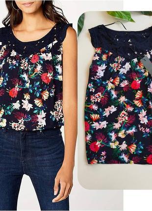 Красива фірмова майка блуза від німецького бренду street one
