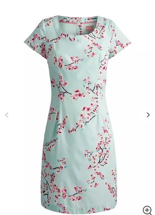 Нарядное платье цветущая сакура
