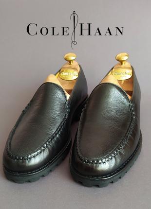Туфли венецианские лоферы cole haan