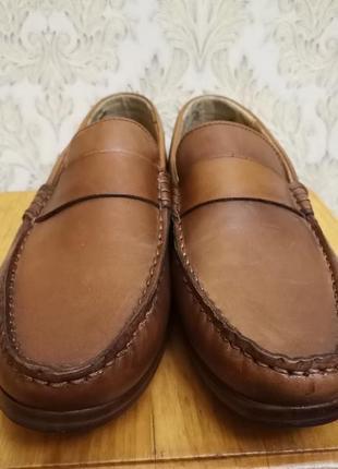Кожаные летние туфли (оригинал ) next индия