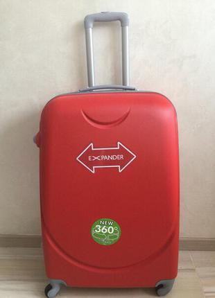 Чемодан ручная кладь  валіза сумка на колесах дорожный