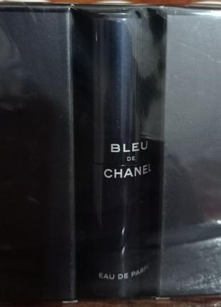 Blue de chanel twist & spray рефіли