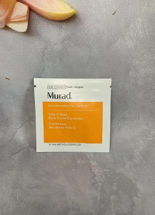 Пробник серум murad vitamin c dark circle correcting eye serum1 фото