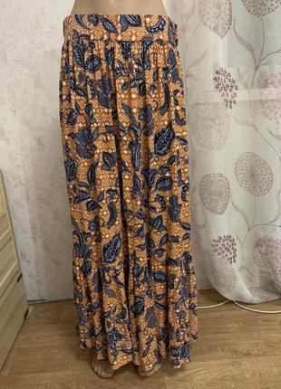 Шикарная новая юбка в пол от primark