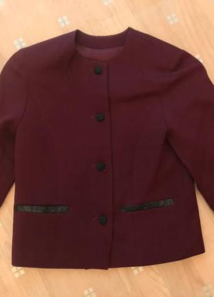 Пиджак школьный форма  шкільна на 6-9 рочкiв лет