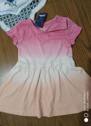 Файнезне платтячко для маленької красуні