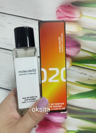 💣molecule escentric 02💣мини парфюм 60 мл эмираты