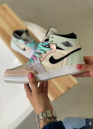 Nike jordan, жіночі кросівки найк2 фото