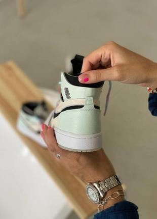 Nike jordan, жіночі кросівки найк6 фото
