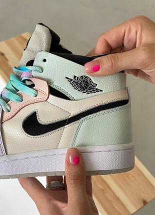 Nike jordan, жіночі кросівки найк3 фото