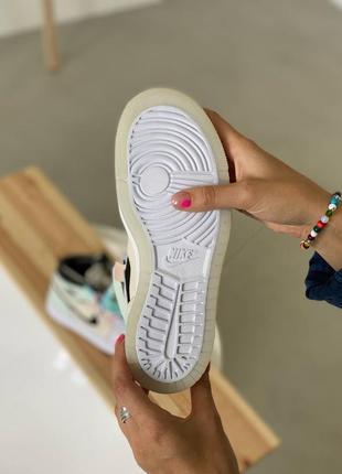 Nike jordan, жіночі кросівки найк5 фото