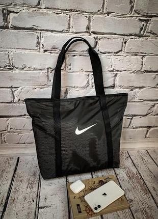 Новая стильная сумка шоппер / авоська / сетка / шопер / пляжная