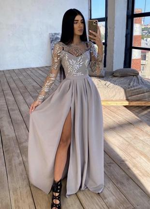 Вечернее платье / вечірнє плаття
