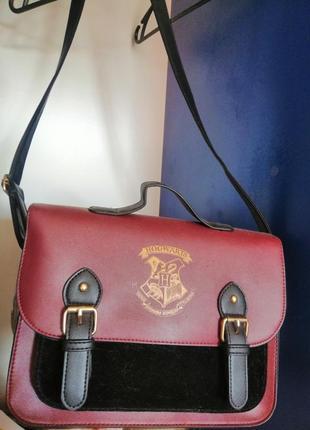 Сумка хогвартс hogwarts почтальонка гарри поттер