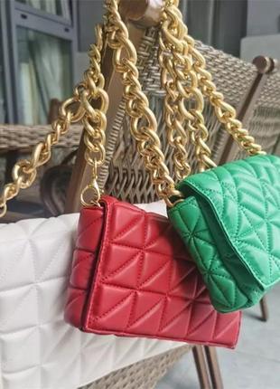Красивая сумка zara9 фото