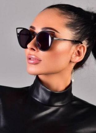 Стильные женские очки‼️упакуем отлично‼️ доедут без проблем ‼️2 фото