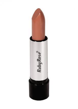 Матовая помада для губ ruby rose hb-8516 маtte lipstick 293, 3.9 г