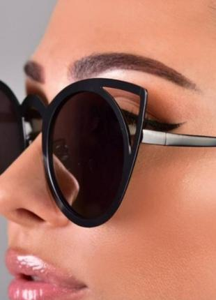 Стильные женские очки‼️упакуем отлично‼️ доедут без проблем ‼️3 фото