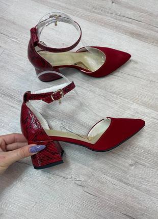 Шкіряні замшеві босоніжки туфлі босоніжки замшевые кожаные туфли босоножки4 фото