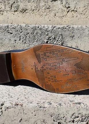 Туфли minardi, pan польша натуральная кожа2 фото