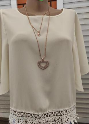 Блузка женская, нарядная