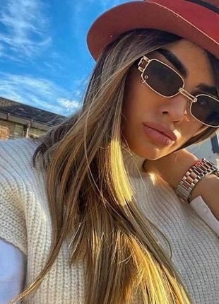 Хіт 2021💣 окуляри з колечком👓2 фото