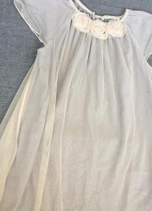 Платье zara 7-8лет