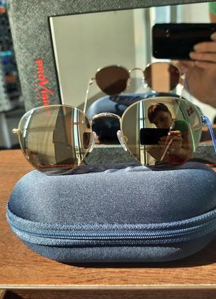 Круглые очки .тм инву