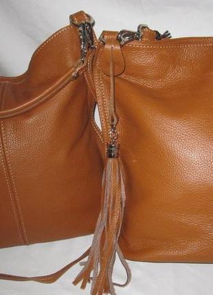 Сумки luisa vannini,натуральная кожа6 фото