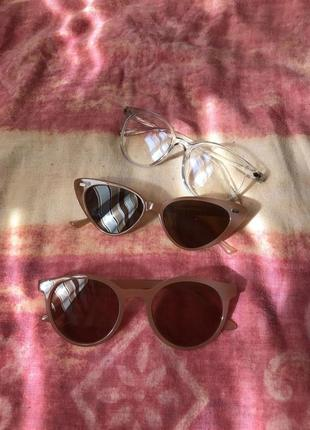 Очки, очки солнцезащитные3 фото