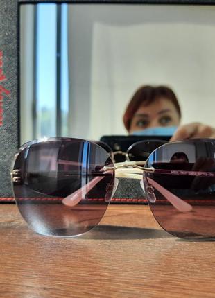 Женские очки от энни марко.3 фото