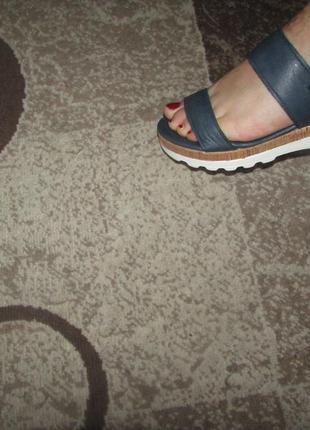 Harper босоніжки 24.5 см устілка