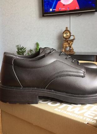 Туфли мужские кожаные1 фото