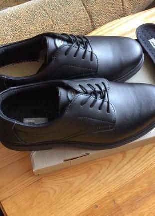 Туфли мужские кожаные4 фото