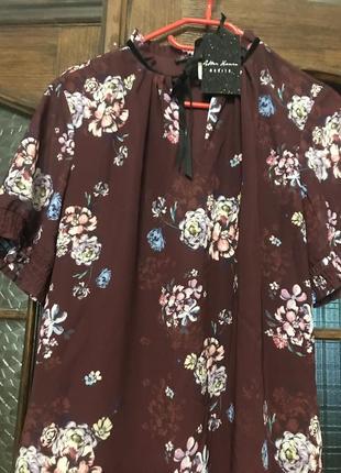 Блуза с этикеткой1 фото