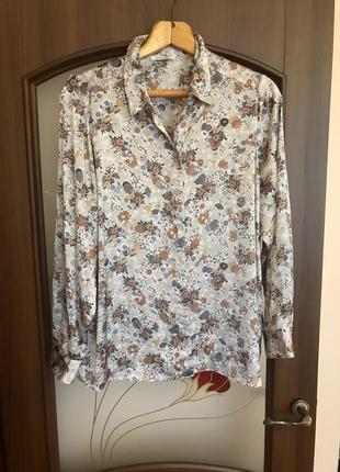 Літня блуза - рубашка