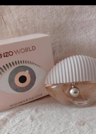 Парфюм kenzo world