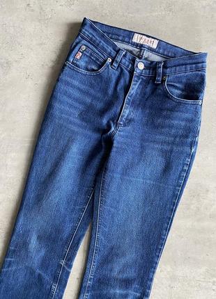 Голубі джинси скіні