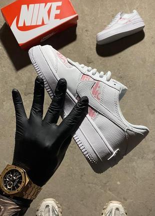 Nike air force 1 shadow x christian dior pink.3 фото