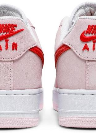 Кроссовки air force 1 valentine's day love letter6 фото