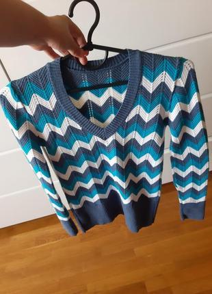 Женская кофта. женский свитер. пуловер.