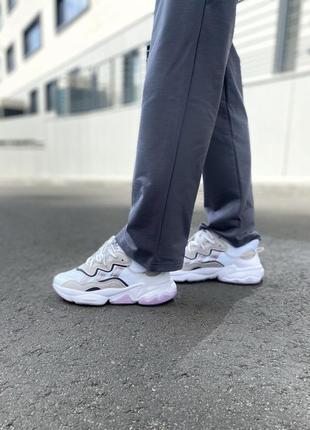Кросівки ozweego pink кроссовки9 фото
