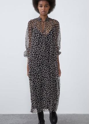Красивое платье от zara!