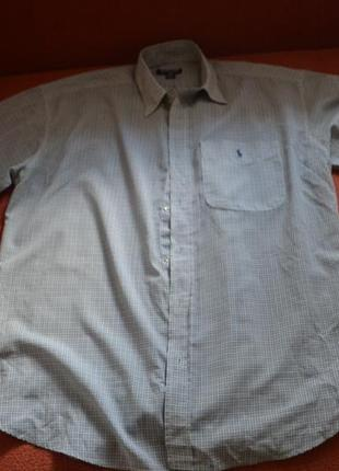 Оригинальная рубашка ralph louren(xxxl)